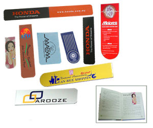 Promotional Magnetic Bookmark pictures & photos