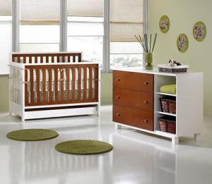 Baby Convertible Crib (2800)