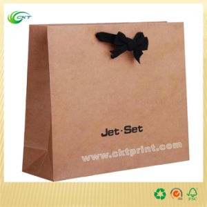 Paper Gift Bag Printing Service (CKT-PB-376) pictures & photos