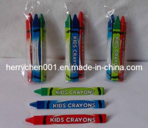 3pk Triangle Crayon pictures & photos