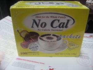 Table-Top Sweetener/ No Calorie Sweetener/ Aspartame
