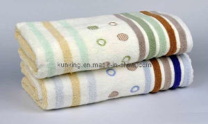 100% Cotton Velour Bath Towel