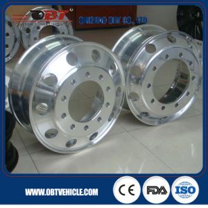 Chrome 22.5X8.25 22.5X9.00 Alloy Aluminum Truck Wheel pictures & photos