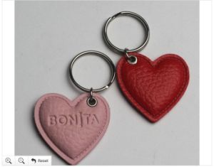 Nice Paypal Payment Leather Keychain pictures & photos