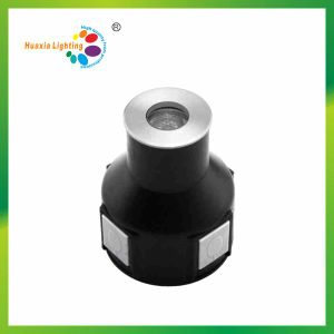 Mini 1W IP67/IP68 LED Inground Light, LED Underwater Light pictures & photos