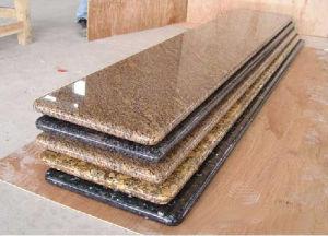 China Granite Kitchen Veneer Countertop Dxc03 China Granite Veneer Countertop Prefab