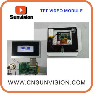 """7"""" TFT LCD Screen Video Module with Customized Function pictures & photos"""