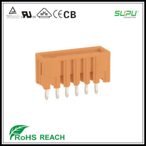 435 438 Vertical / Right Angle Solder Pin Connector pictures & photos