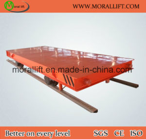 Battery Power Rail Transfer Cart pictures & photos