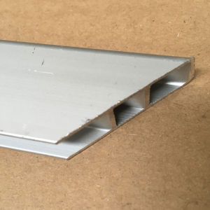 Aluminum Extrusion Profile Cut at an Angle pictures & photos