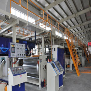 Automatic High Speed Corrugated Cardboard Production Line pictures & photos