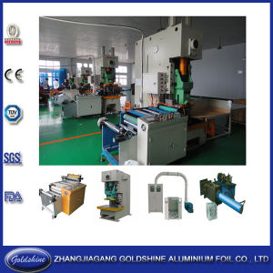 Machine for Aluminum Foil Tray (GS-AC-JF21-63T) pictures & photos
