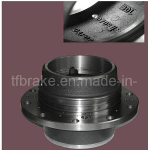 Ductile Iron Sand Casting for Heavy-Truck Rear Axle Wheel Hub