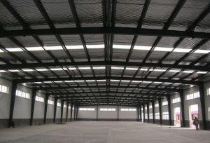 Steel Structure Food Warehouse Building pictures & photos