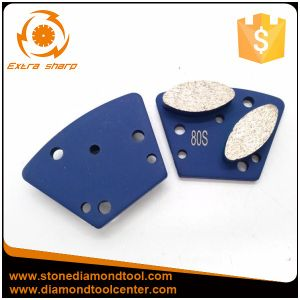 Oval Segments Diamond Grinding Disc for Floor pictures & photos