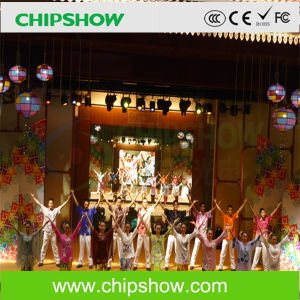 Chipshow Full Color Indoor Ah6 Rental Stage LED Screen pictures & photos