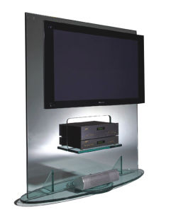 China Crystal Toughened TV Glass Stand (JW19) China Rack, Glass Stand  U003e Tv  Rack Buche Glas