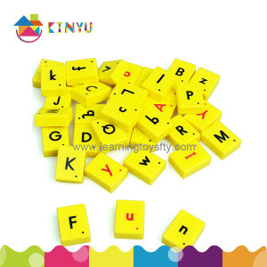 Educational Materials Magnetic English Letter Tiles pictures & photos