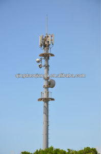Telecommunication Monopole Tower (QL-SP100213)