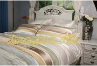 Silk Bedding Set (SKM013)