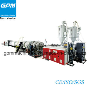 High Capacity EVA Corrugated Pipe Extrusion Line pictures & photos