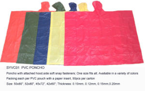 PVC Rainwear