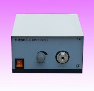 Halogen Lamp Medical Cold Light Source pictures & photos