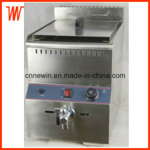 19L Commercial Gas Deep Fish Fryer for Sale pictures & photos