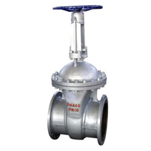 DIN Veneer Wedge Flanged Gate Valve (Z40H)