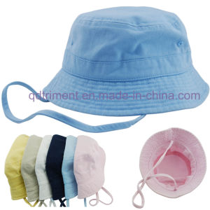 Washing Child Infant Leisure Bucket Hat (CSCBH9432) pictures & photos