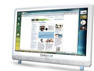 All in One PC &TV (DC-185C)