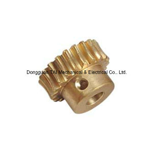Brass Gear Manufacturer, Spur Gear, Pinion Gear pictures & photos