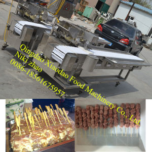 Automatic Meat /Satay Skewer Making Machine pictures & photos