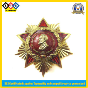Custom Metal Badge Pin Badge (XYH-PB017)