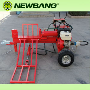 Powerful Log Splitter with Arms 34 Ton pictures & photos