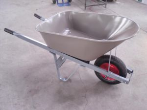 Heavy Wheel Barrow (for building)