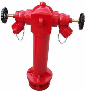 2 Way Fire Hydrant (HY001-037)