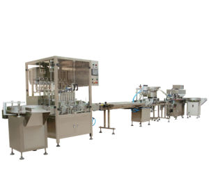8 Heads Washing/ Juice Capping/Filling /Labeling Machine pictures & photos