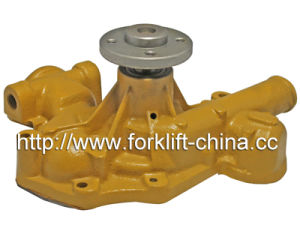 Forklift Parts 4d95 Water Pump for Komatsu