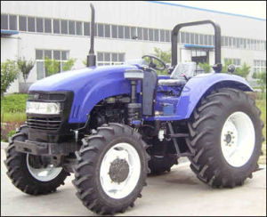 Cheap Prices 25-95HP Four Wheel Farm Tractor Prices in China Market Hot Sale in South Africa pictures & photos