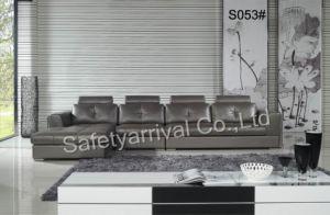 Leather Sofa (S053#)