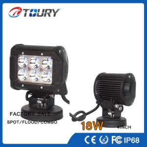 18W CREE Auto Lamp LED Car Light 4X4 Work Light pictures & photos