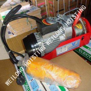 220V Mini Electric Hoist 150/300kgs (PA300)