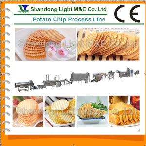 Hot Sale High Quality Automatic Extruded Potato Chip Machine pictures & photos