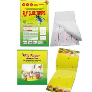 Pest Glue Traps ,Fly Traps, Fly Adhesive Glue (AM-G004) pictures & photos