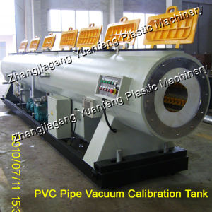 PVC Pipe Vacuum Calibrating Tank (YF-P630)