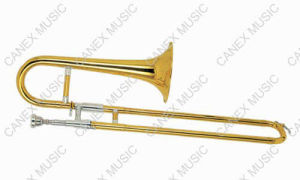 Brass Instruments/ Trumpet / Slide Trumpet (STR-800L) pictures & photos