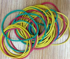 O Rubber Band pictures & photos