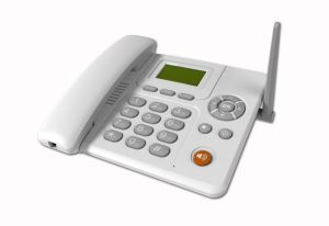 Multi-Language Support Desktop 3G Fwp 3G Fixed Wireless Phone pictures & photos
