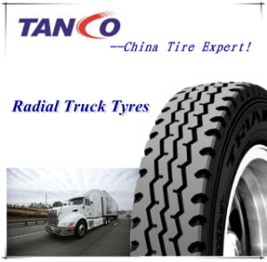 Trangle Radial Truck Tyre, All Steel Tyre, Tube/Tubeless Tyre pictures & photos
